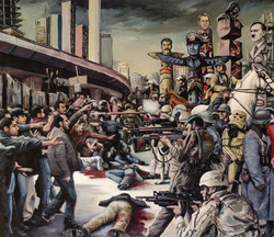 The death of the rebels