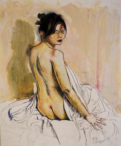 Veiled Naked