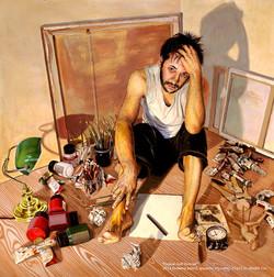 Ordeal - Self Portrait