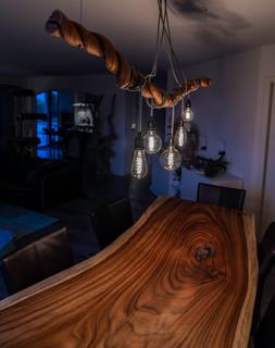 Lampe Living Wood Design