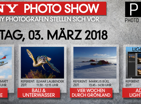Sony Photo Show bei P&M photo-media-luzern.