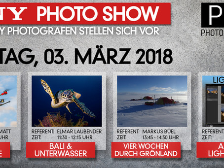 Sony Photo Show bei P&M photo-media-luzern.