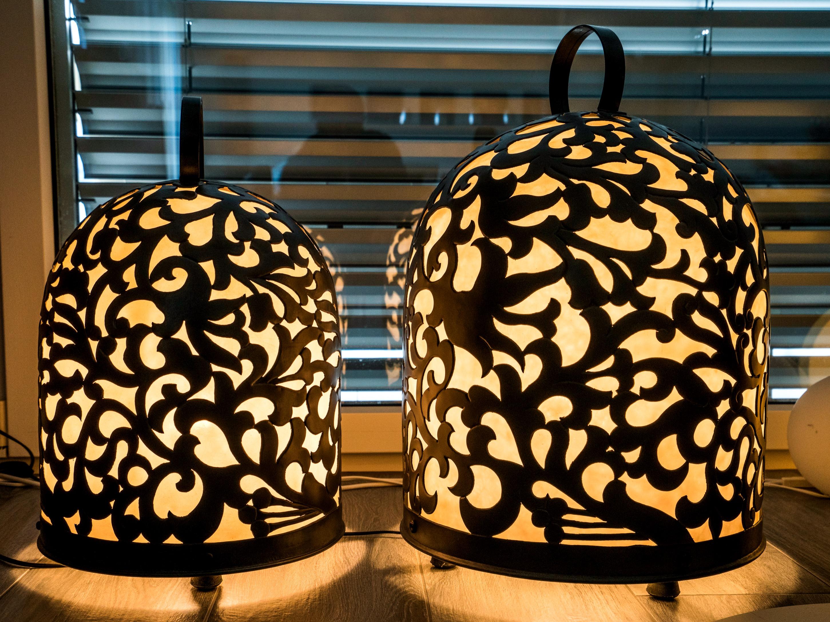 Stehlampe Casmir