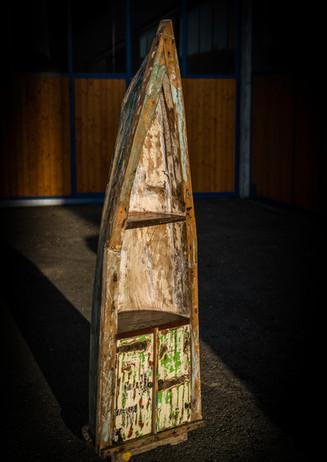 Altes Balinesisches Fischerboot