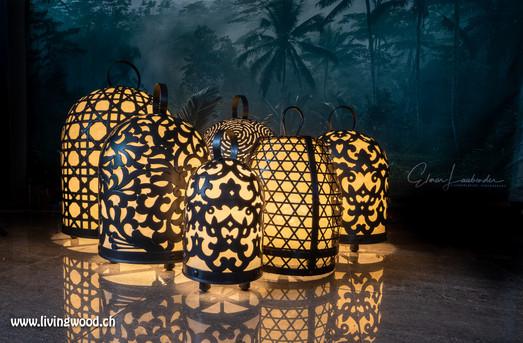 Hochwertige Design Garten/Terassenlampen