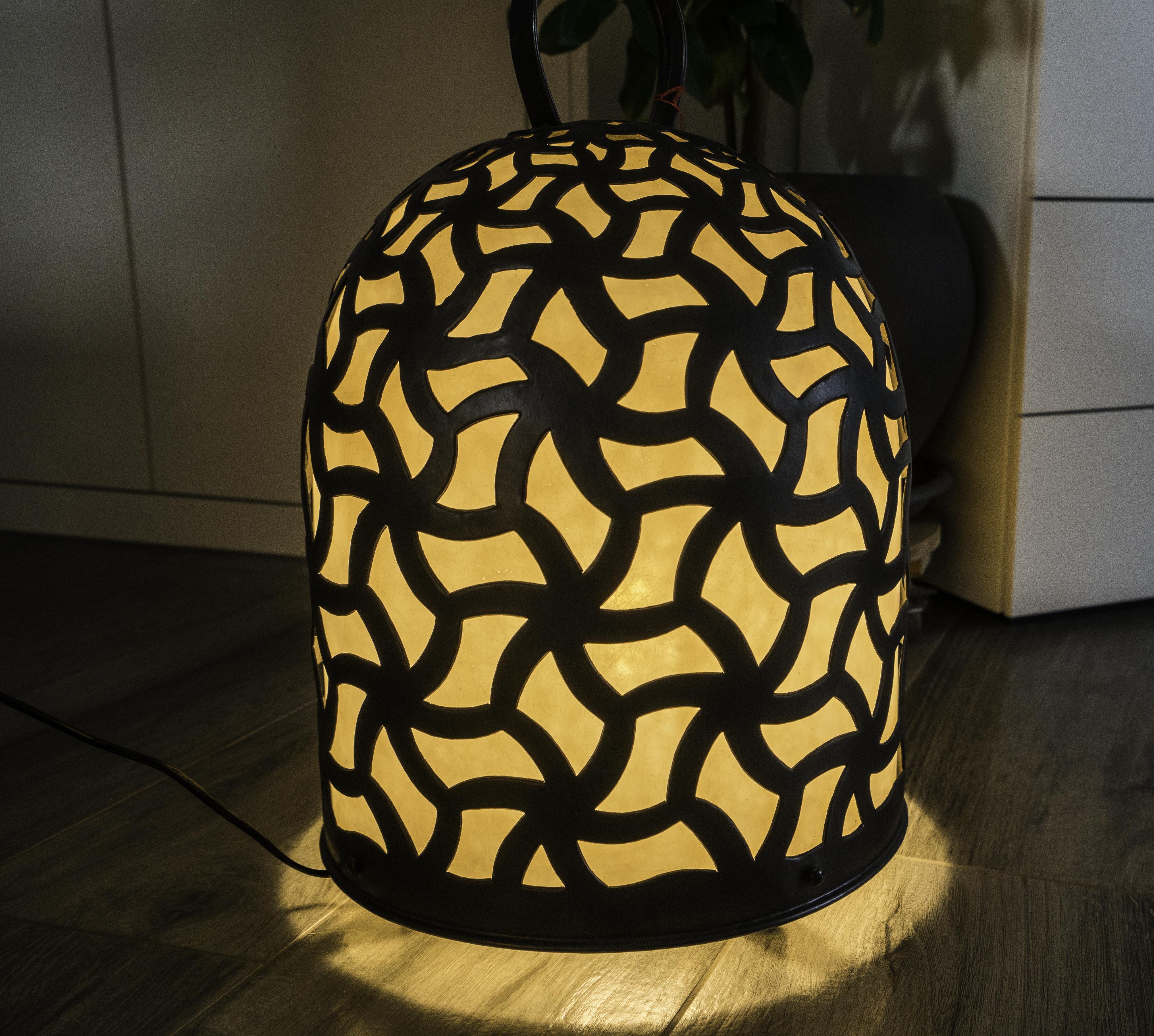 Stehlampe Paving M
