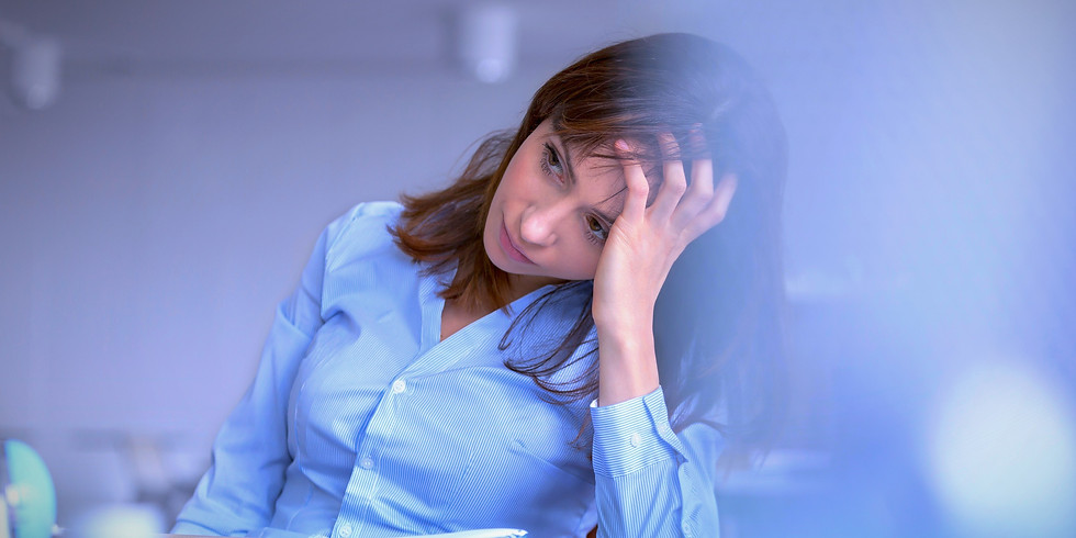 Оценка стресса руководителя и антистресс методики