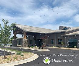 Friedman Park Event Center Open House (1)