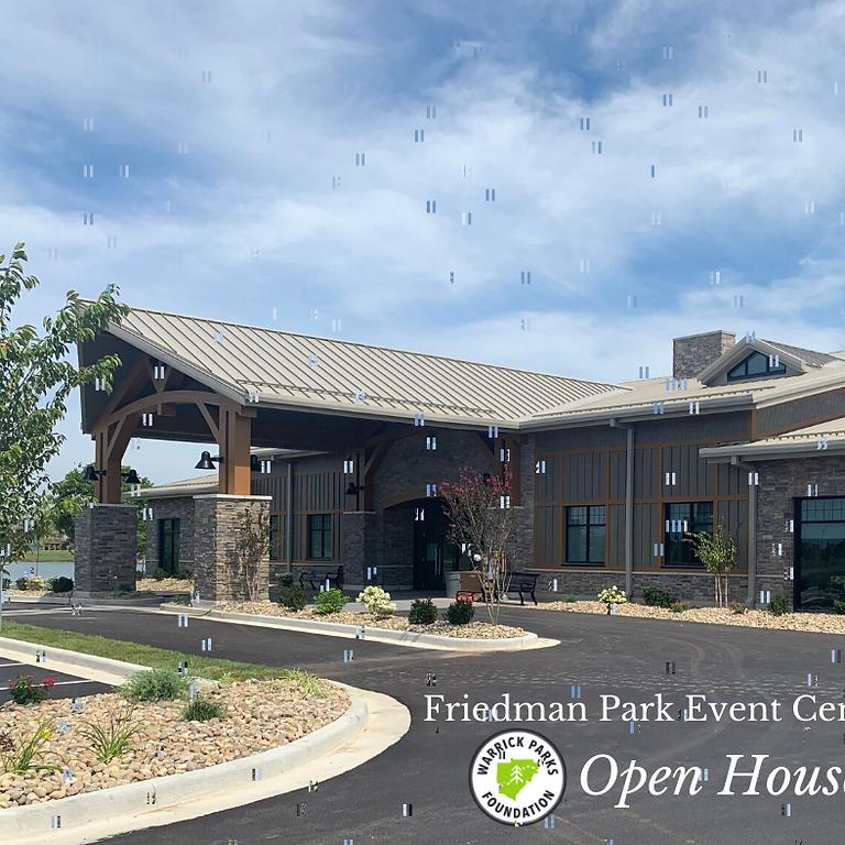Friedman Park Event Center Open House