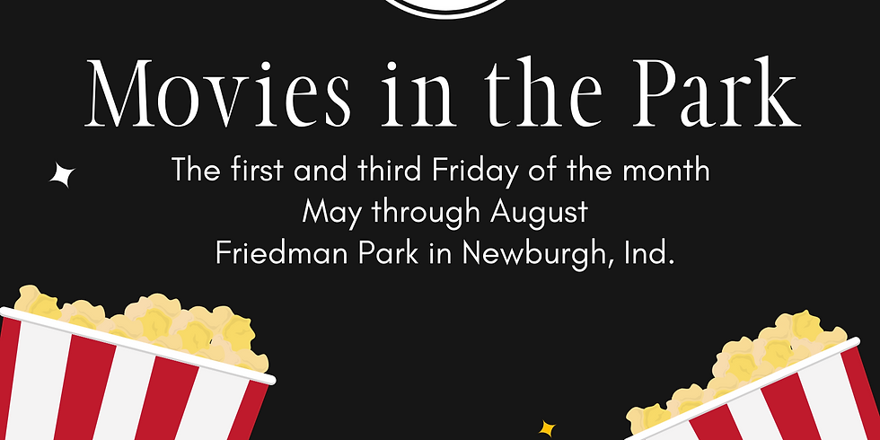 Movies in the Park - August 6