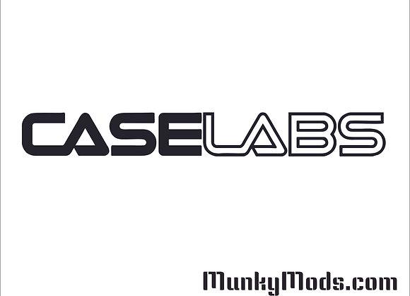 CaseLabs Logo Decal / Applique - Large