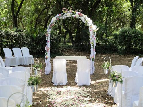 arche ronde m tal vente et location d coration mariage montpellier pink event. Black Bedroom Furniture Sets. Home Design Ideas