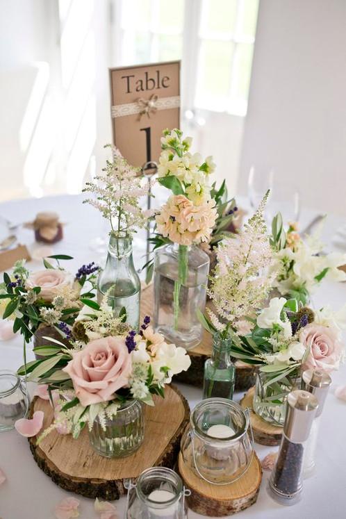 location dcoration mariage montpellier rondin de bois - Rondin De Bois Deco