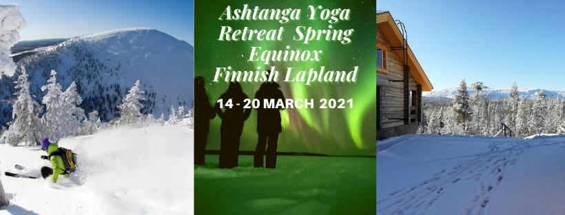Asthanga Yoga Retreat - Spring Equinox