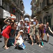 at Taormina