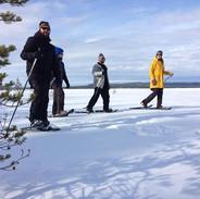 Snow Shoe Hike
