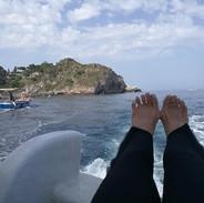at Taormina Marine Reserve