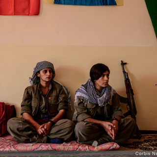 YPJ: The all-f​emale Kurdish militia in the fight against Daesh