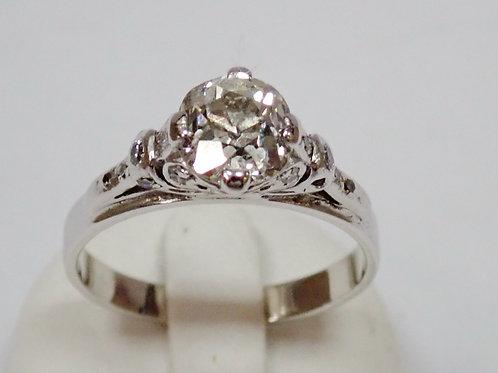 1.40 CT DIAMOND SOLITAIRE RING