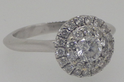 2.30 CT DIAMOND RING