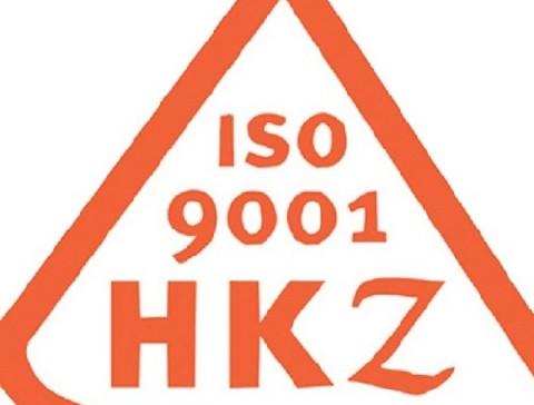HKZ-audit behaald!