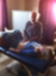 Chi Nei Tsang - Chi Kung - Qigong healing - abdominal massage