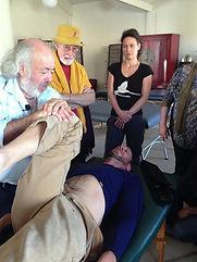 Chi Nei Tsang classes with Gilles Marin - Berkeley, CA
