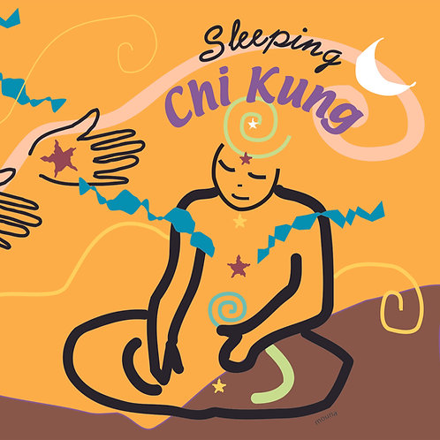 Sleeping Chi Kung - Double CD