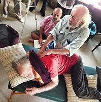 Advanced Chi Nei Tsang - spinal vertebrae adjustment