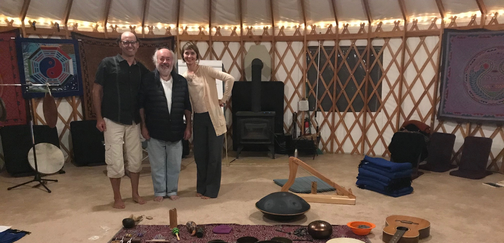 Five Elements Sound Healing Journey