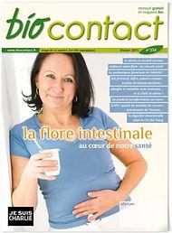 bio contact - la flore intestinale