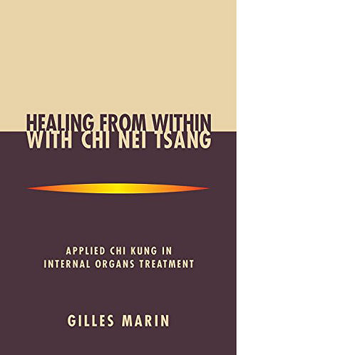 Healing From Within with Chi Nei Tsang - Book
