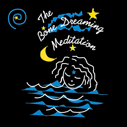 The Bone Dreaming Meditation - CD