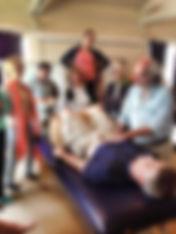 Chi Nei Tsang Institute - classes, training, certification - abdominal massage, internal organ chi transformation, qigong healing from within