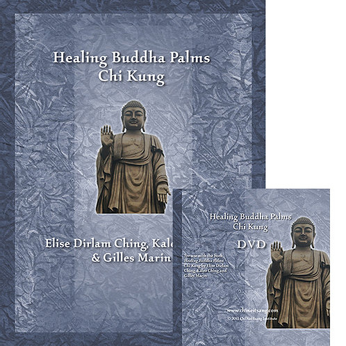 Healing Buddha Palms - Book & DVD