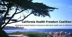California Health Freedom Coalition - SB-577