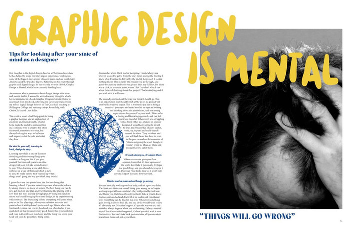 Design of Mental Health