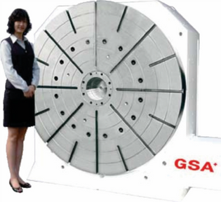 Large Rotary Table