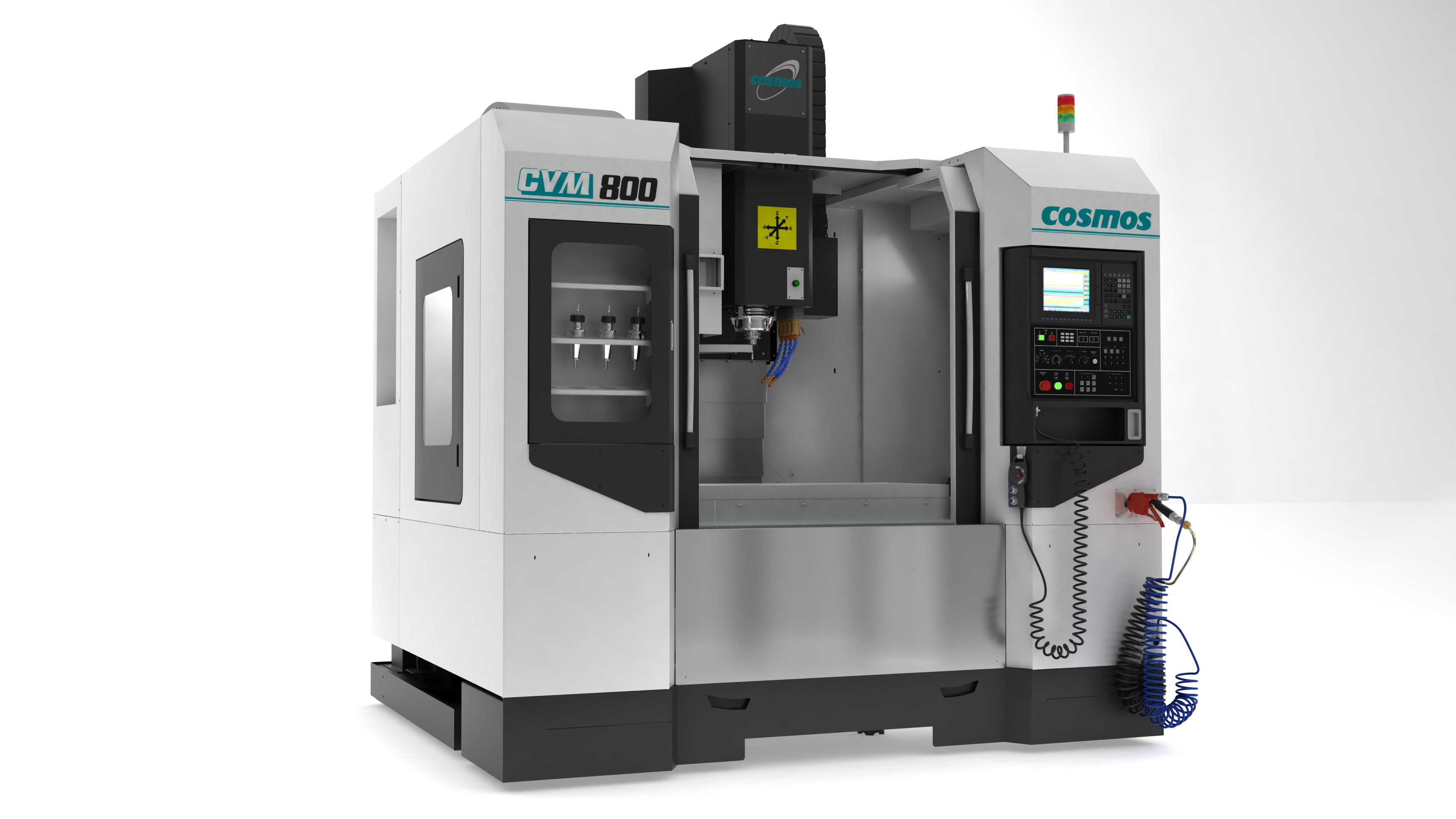 Machine Tools India Cosmos Impex