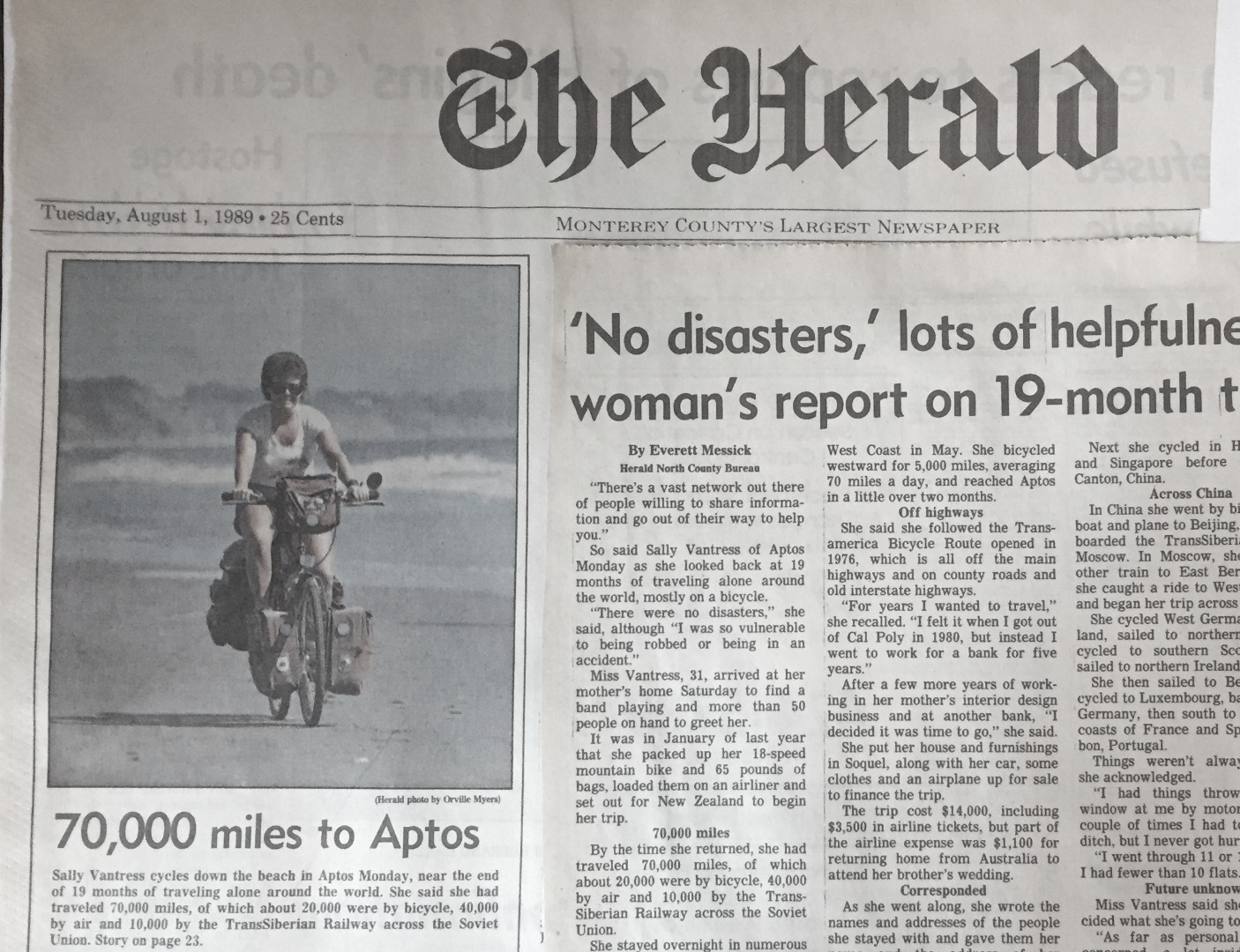 The Monterey Herald