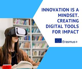 Vividly_Erasmus+_Innovations is a mindse