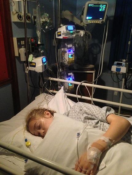 RCAS Scoliosis organisation UK Scarlett Aylen Hospital