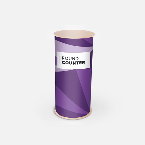 Basic Round Counter with Graphics
