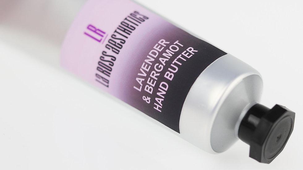 Lavender & Bergamot Hand Butter