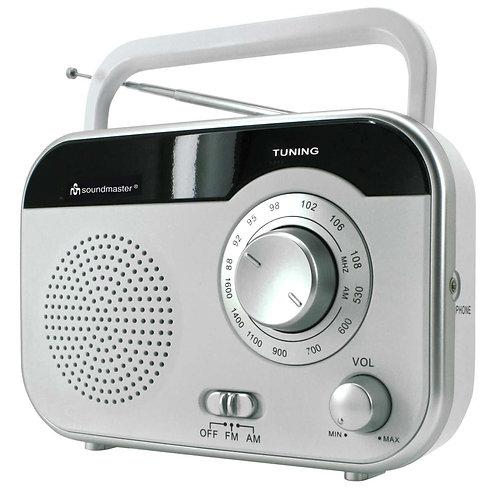 Soundmaster TR410S Portable FM Radio