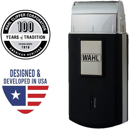 Wahl 3615 rechargeable travel shaver