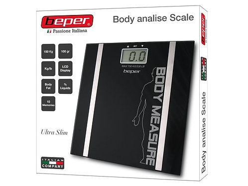 Beper electronic bathroom scale