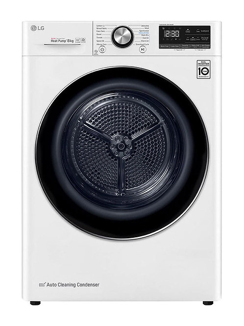 LG RC80V9AV3W  Dryer