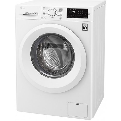 LG F4J5TN3W washing machine