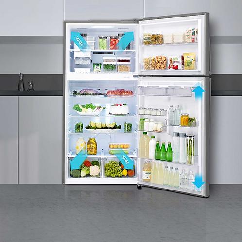 LG GTF916PZPZD Refrigerator